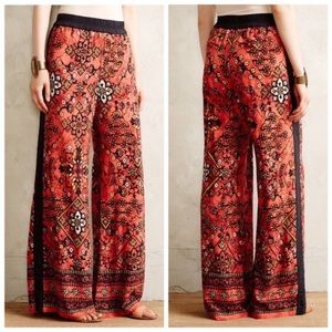 Lilka Wide Leg Pants from Anthropologie